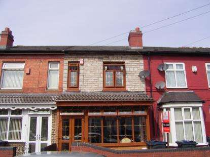 3 Bedrooms Terraced House for sale in Parkfield Road, Alum Rock, Birmingham, West Midlands