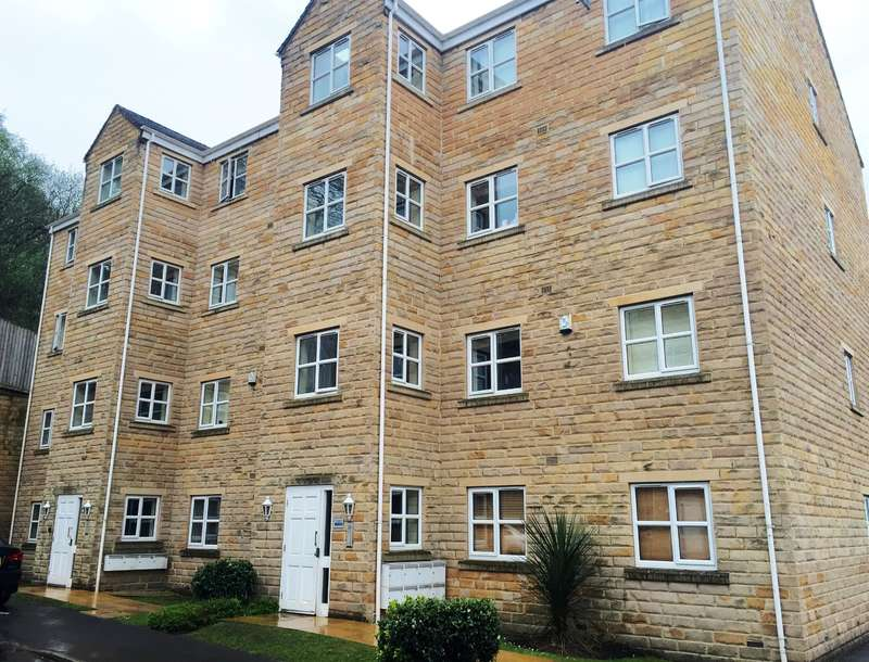 2 Bedrooms Apartment Flat for sale in Mill Stream Drive, Luddendenfoot, Halifax, HX2 6DE