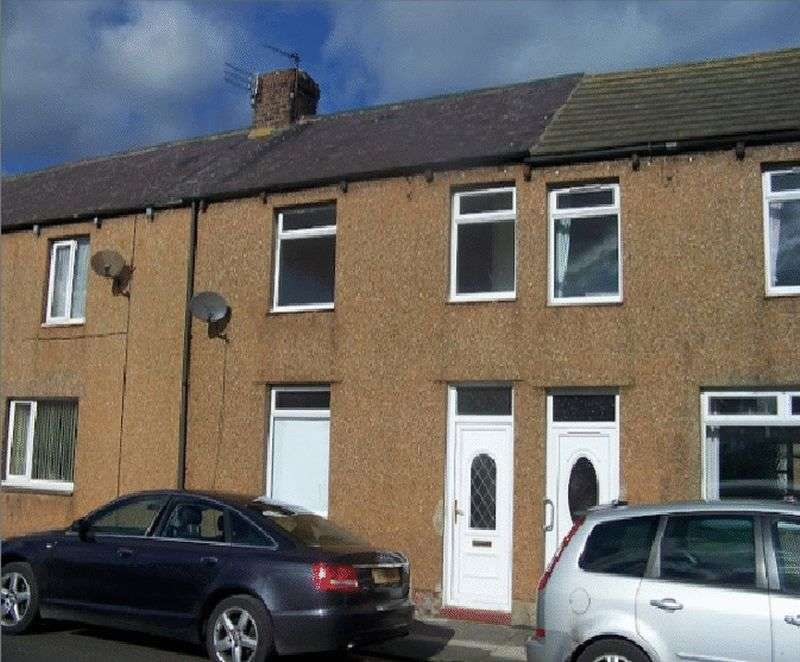 3 Bedrooms Terraced House for sale in Acklington Street, Morpeth