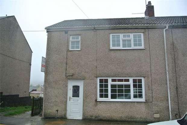 3 Bedrooms End Of Terrace House for sale in Old James Street, Blaenavon, PONTYPOOL