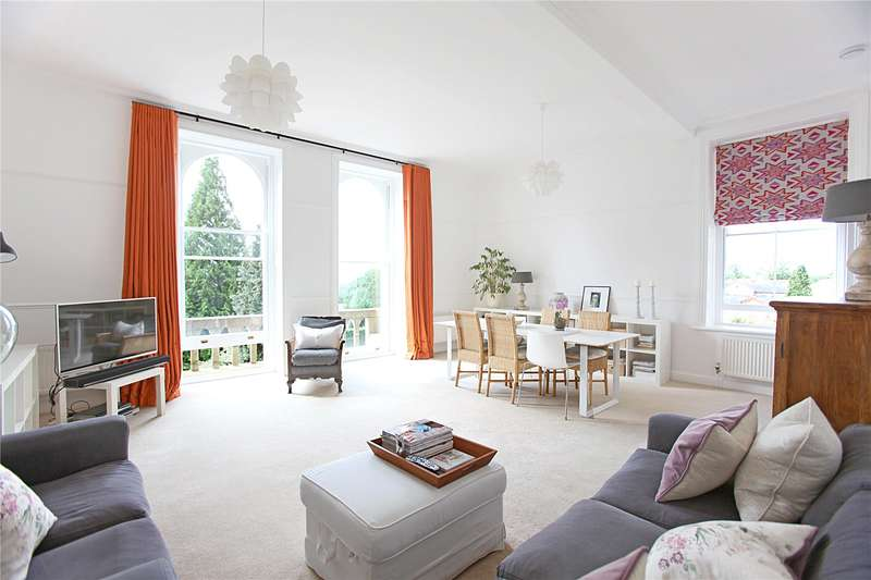 3 Bedrooms Flat for sale in Cavendish House, Southdowns Park