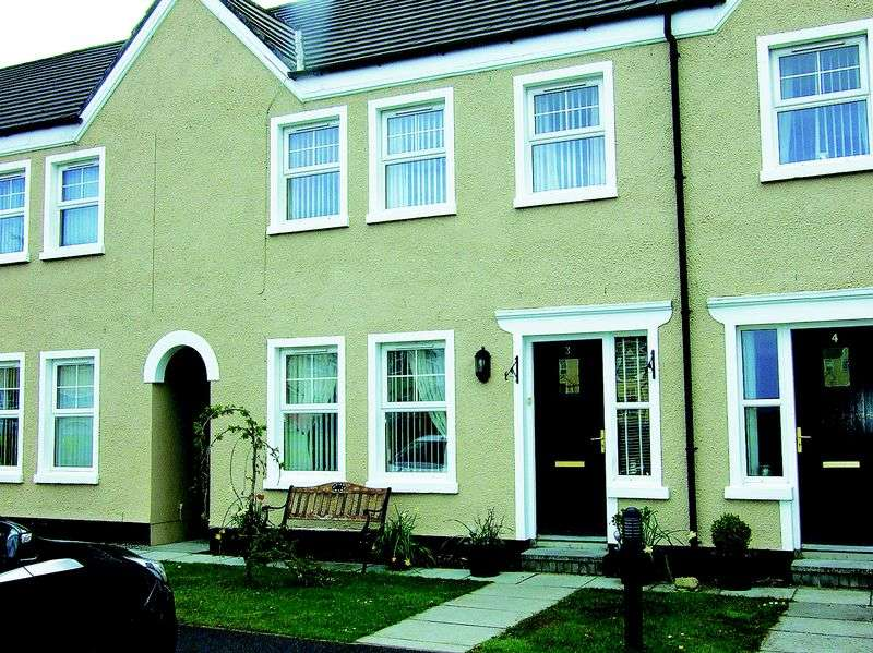 3 Bedrooms Terraced House for sale in 3 Old Mill Close , Rathfriland BT34 5FD