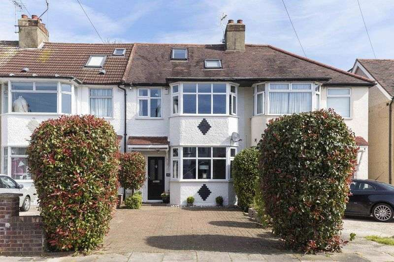 4 Bedrooms Terraced House for sale in Manor Road, Enfield