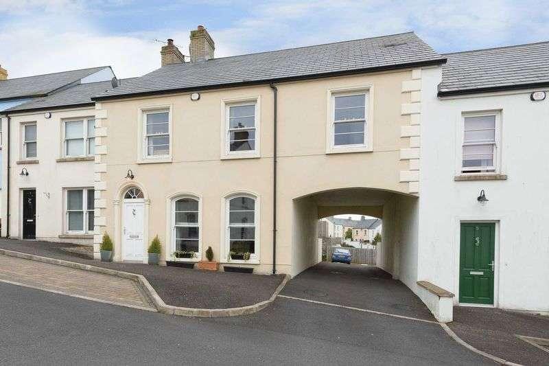 4 Bedrooms House for sale in 7 Wicket Lane, Saintfield, BT24 7FJ