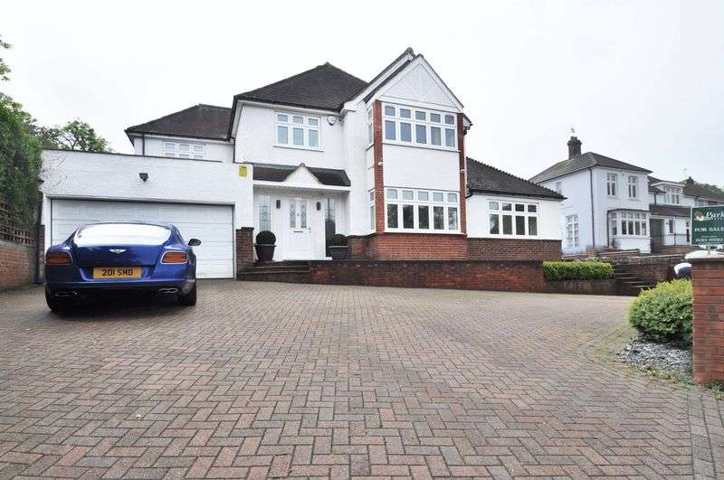 4 Bedrooms Detached House for sale in Woolwich Road, Upper Abbey Wood, Nuxley Village