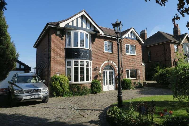 4 Bedrooms Detached House for sale in Victoria Road, Morley, Leeds
