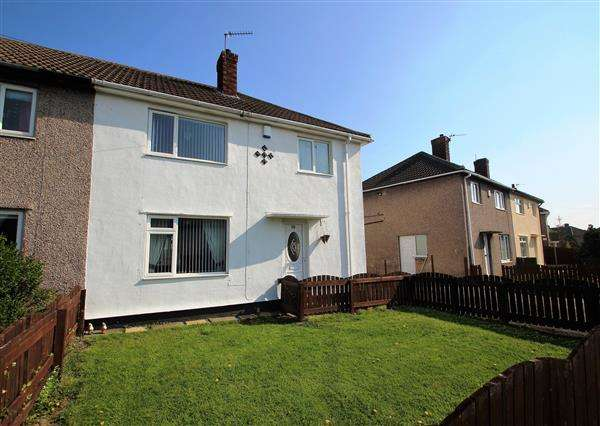 3 Bedrooms Semi Detached House for sale in Newall Crescent, Fitzwilliam