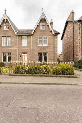 1 Bedroom Flat for sale in Queen Street, Craigie, Perth, PH2 0EH