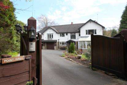 6 Bedrooms Detached House for sale in New Road, Prestbury, Macclesfield, Cheshire