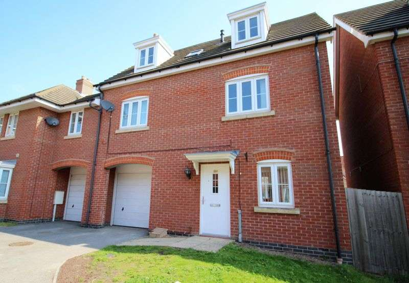 4 Bedrooms Semi Detached House for sale in Blackfriars Road, Carlton Boulevard, Lincoln