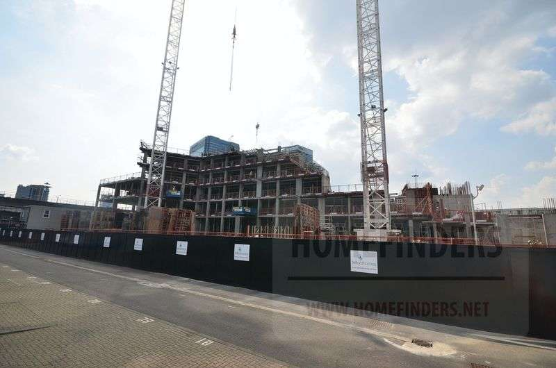 1 Bedroom Flat for sale in Manhatten Plaza, Canary wharf, E14