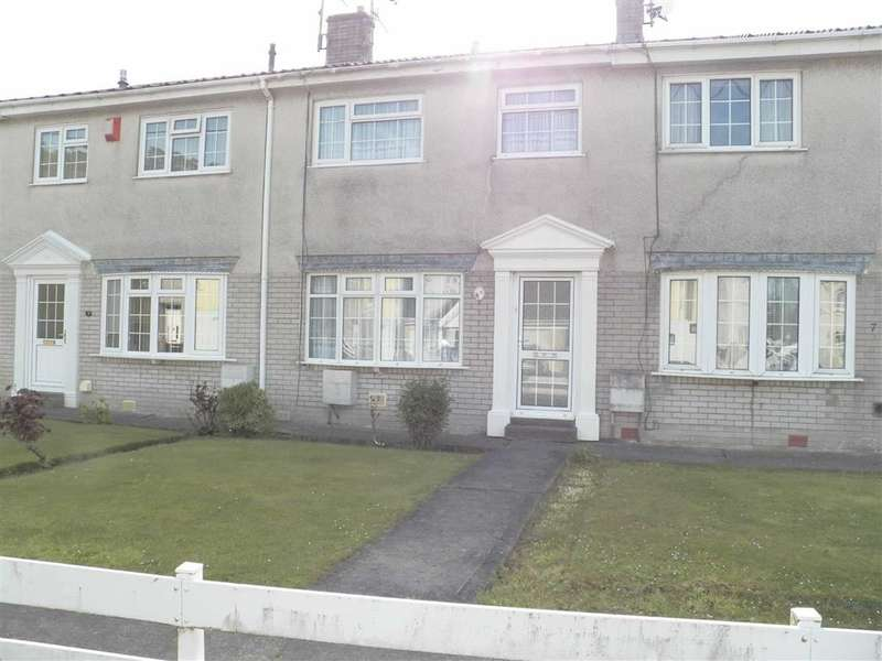 3 Bedrooms Property for sale in The Nurseries, Pwll, Llanelli