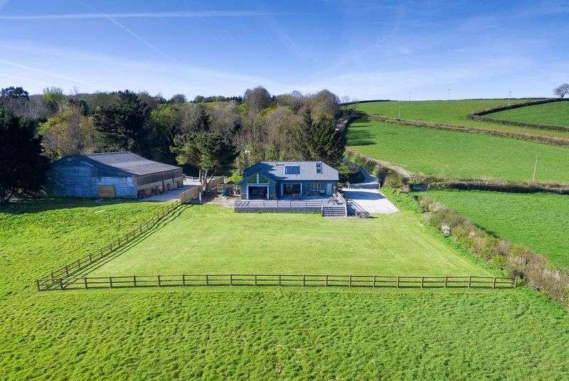 4 Bedrooms Detached House for sale in Penpol, Lostwithiel