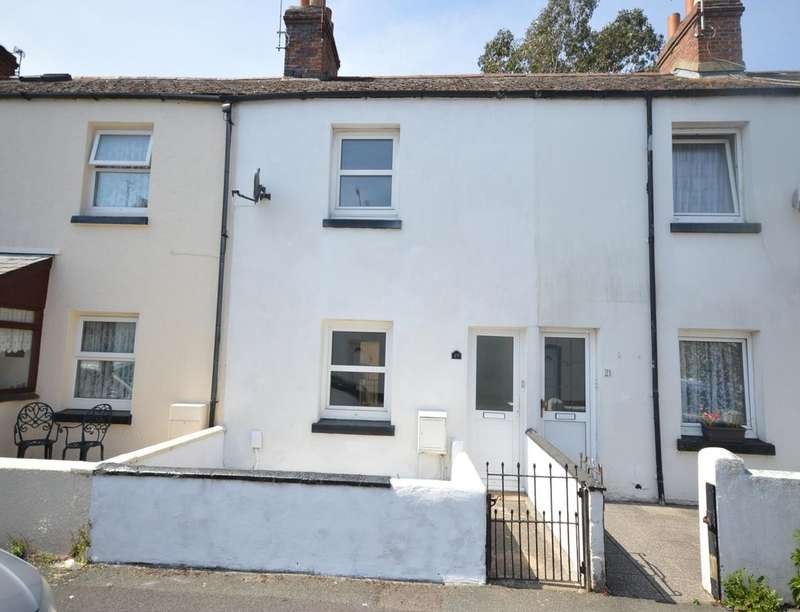 2 Bedrooms Property for sale in Elm Road, Newton Abbot, TQ12