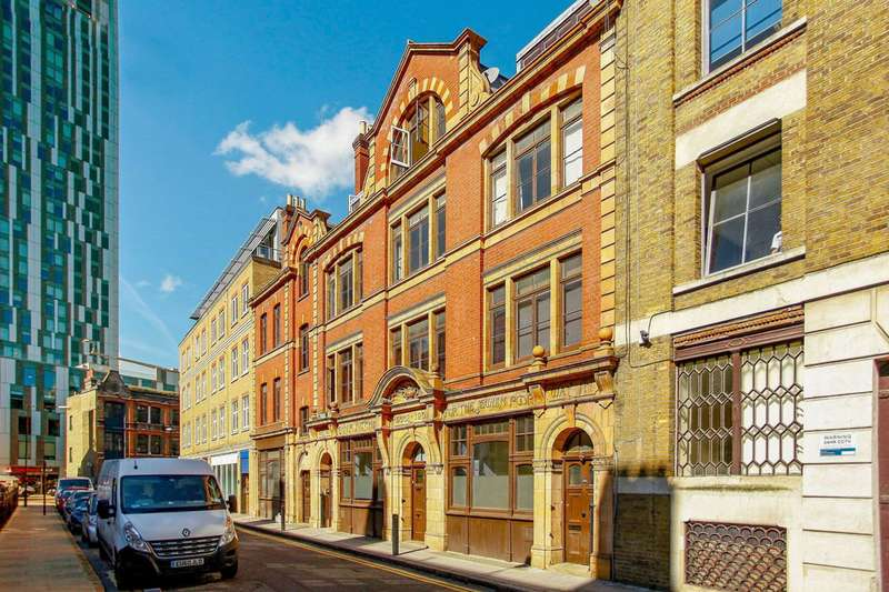 2 Bedrooms Flat for sale in Brune Street, Spitalfields, E1