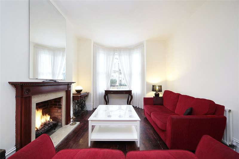 4 Bedrooms Terraced House for sale in Sangora Road, Battersea, London, SW11