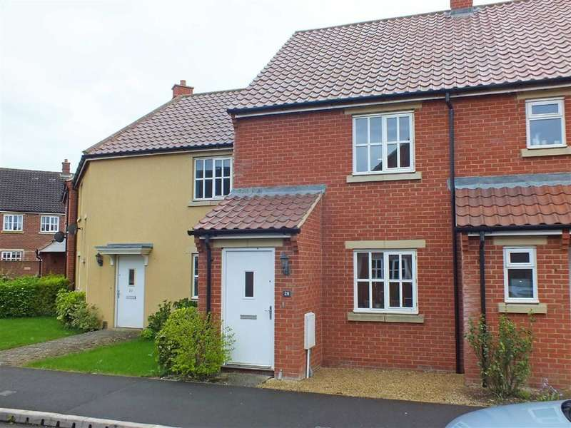 2 Bedrooms Property for sale in Shepherds Drove, West Ashton, Wiltshire, BA14