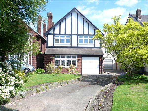 3 Bedrooms Detached House for sale in LONG KNOWLE LANE, Wednesfield, Wednesfield