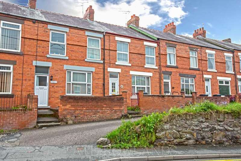 3 Bedrooms Terraced House for sale in Halkyn Street, Flint