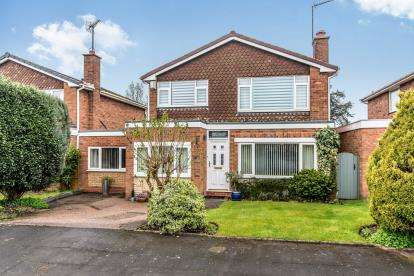 4 Bedrooms Detached House for sale in Manor Close, Weston, Stafford, Staffordshire