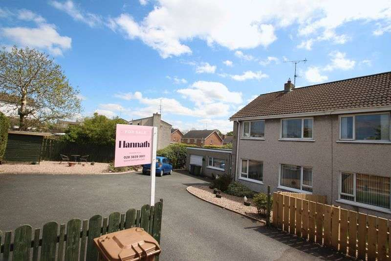 3 Bedrooms Semi Detached House for sale in 5 Manderley Park, Portadown