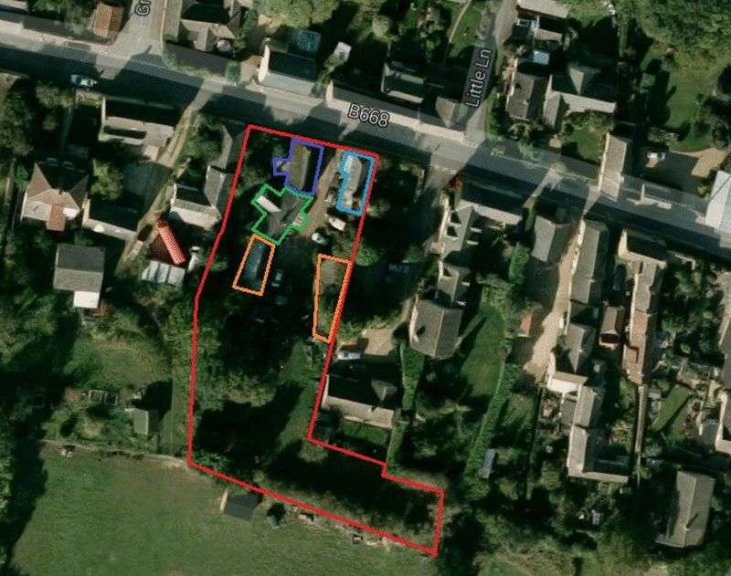 5 Bedrooms House for sale in Main Street, Greetham, Oakham