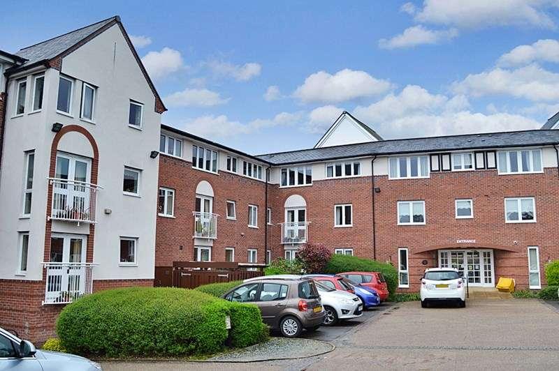 1 Bedroom Retirement Property for sale in Hazledine Court, Shrewsbury, SY3 7BS