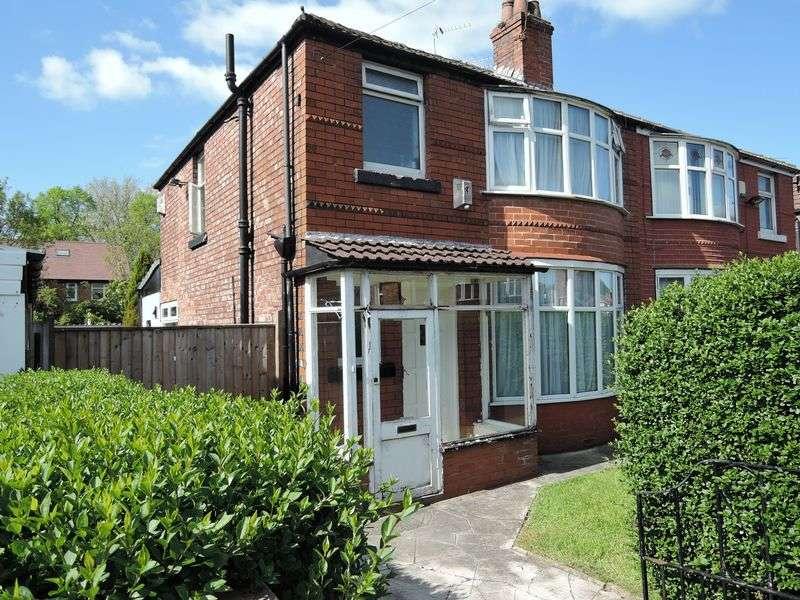 3 Bedrooms Semi Detached House for sale in Brentbridge Road, Fallowfield