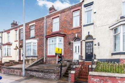 3 Bedrooms Terraced House for sale in Chorley New Road, Horwich, Bolton, Greater Manchester, BL6