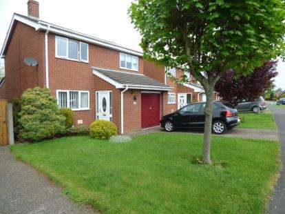 3 Bedrooms Detached House for sale in Mile Barn Road, Wrexham, Wrecsam, LL13
