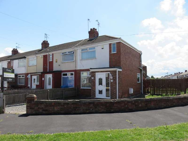 2 Bedrooms House for sale in Brooklands Road, HULL, HU5 5AE