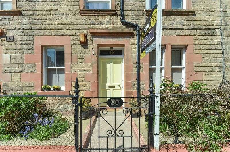 2 Bedrooms Flat for sale in 30 Temple Park Crescent, Polwarth, Edinburgh, EH11 1HU