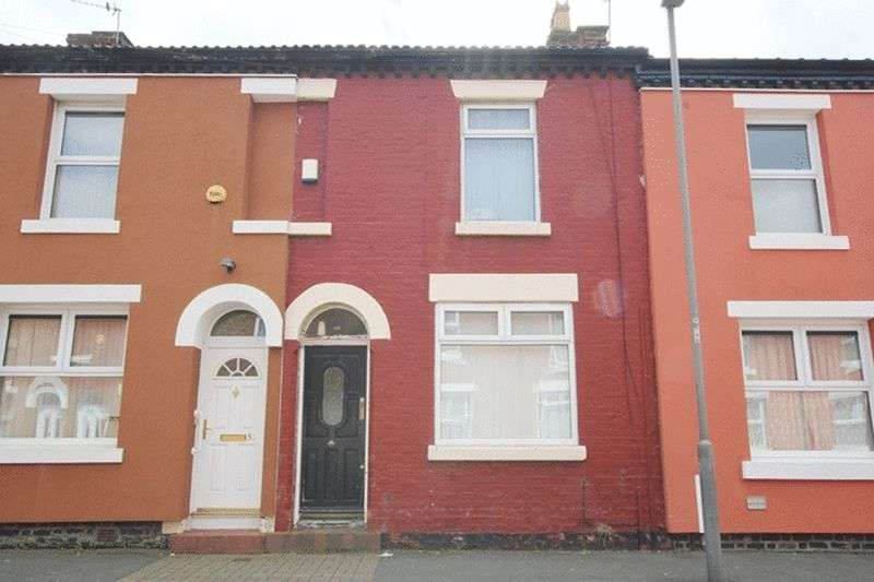 2 Bedrooms Terraced House for sale in Elaine Street, Toxteth, Liverpool, L8