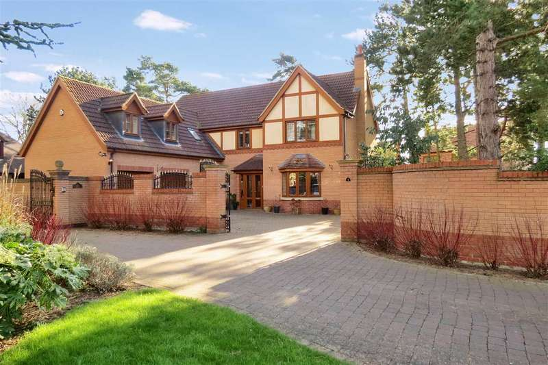 5 Bedrooms Detached House for sale in Limetree Walk, Heckington