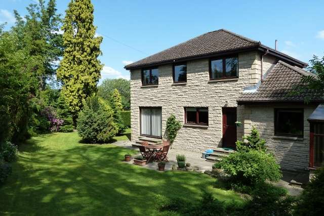 4 Bedrooms Detached House for sale in Deanston Gardens, Deanston, Doune, Perthshire, FK16 6AZ