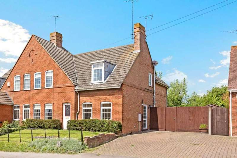 4 Bedrooms Semi Detached House for sale in High Street, Ivinghoe
