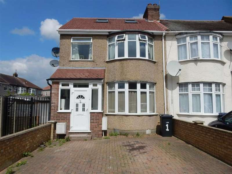 4 Bedrooms Property for sale in Sunnycroft Road, Southall, Middlesex