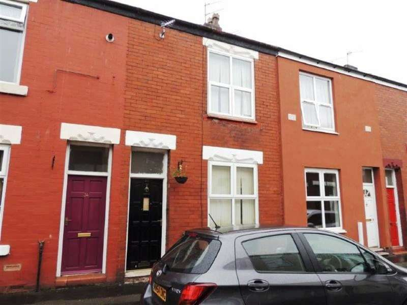2 Bedrooms Terraced House for sale in Gordon Street, Abbey Hey, Manchester
