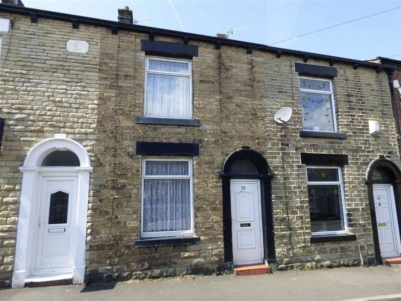2 Bedrooms Property for sale in Denbigh Street, Mossley, Ashton-under-lyne