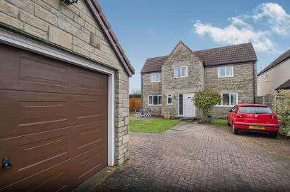 4 Bedrooms Detached House for sale in Sundayshill Lane, Falfield, Wotton Under Edge, Gloucestershire