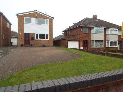 3 Bedrooms Detached House for sale in Liverpool Road, Lydiate, Liverpool, Merseyside, L31