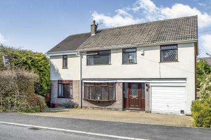 5 Bedrooms Detached House for sale in Mercer Crescent, Helmshore, Rossendale, Lancashire, BB4