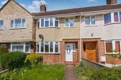3 Bedrooms Terraced House for sale in Bodley Road, Littlemore, Oxford, Oxfordshire