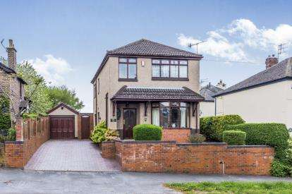 3 Bedrooms Detached House for sale in New Inn Lane, Stoke-On-Trent, Staffordshire, Staffs