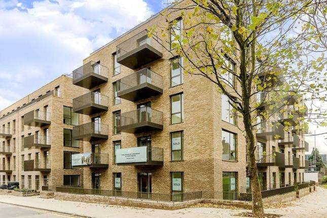 1 Bedroom Flat for sale in Atrium Apartments, The Ladbroke Grove, Kensal green