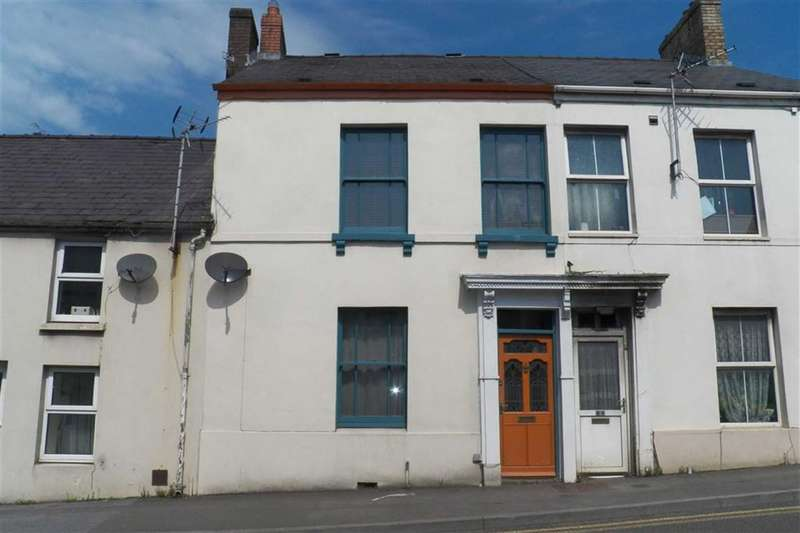2 Bedrooms Property for sale in Priory Street, Carmarthen