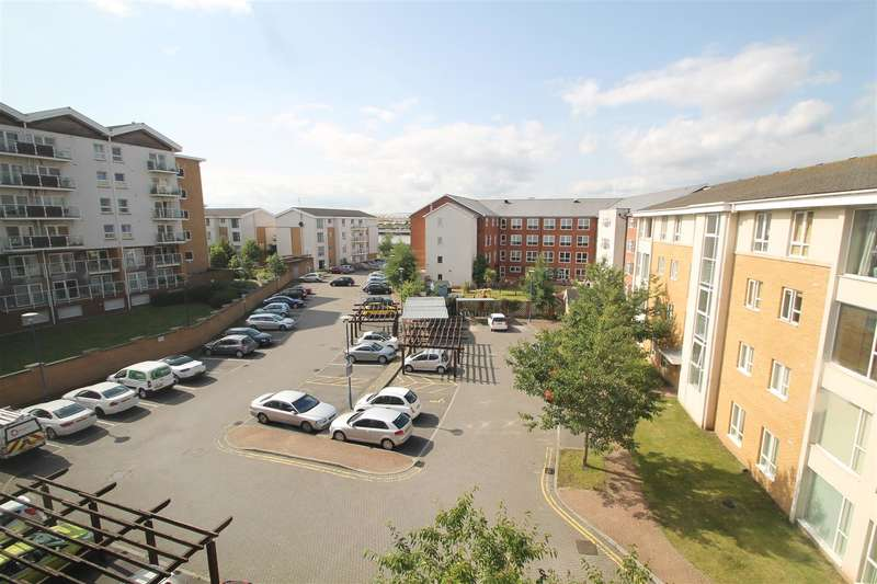 2 Bedrooms Property for sale in Reresby Court, Heol Glan Rheidol, Cardiff