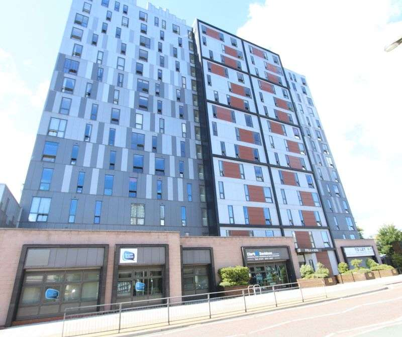 2 Bedrooms Flat for sale in Washington Parade, Bootle