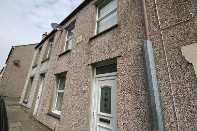 2 Bedrooms Terraced House for sale in Thomas Street, Holyhead, Anglesey