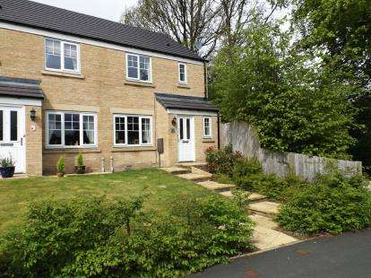 3 Bedrooms Semi Detached House for sale in Beech View Drive, Buxton, Derbyshire